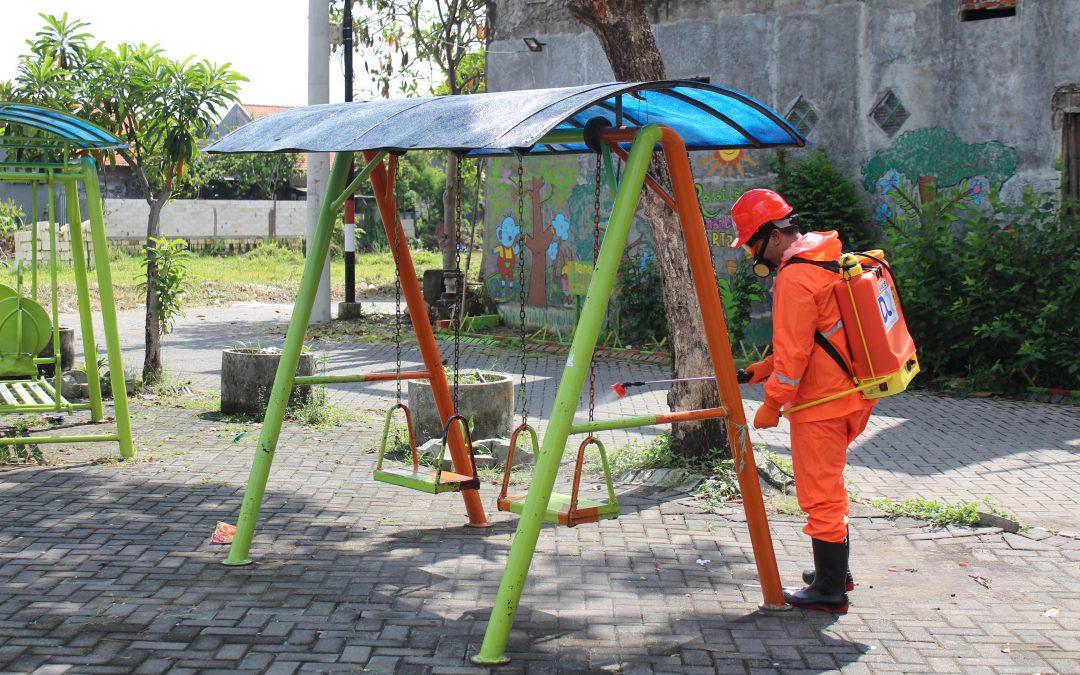 Lembaga DQ Siap Semprot Desinfektan se-Jawa Timur