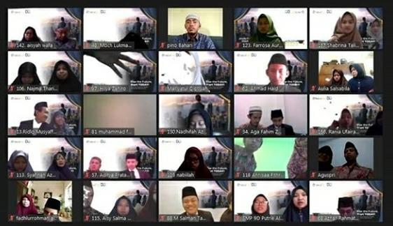 PPTQ Darul Fikri Gelar Wisuda Virtual Akbar