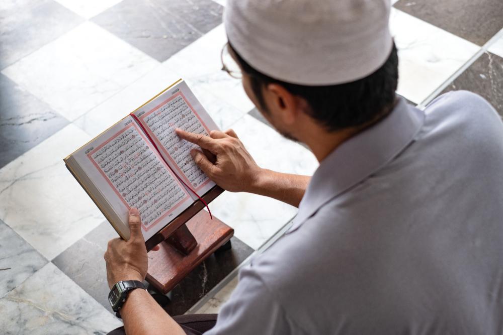 Tahapan Berinteraksi dengan Al-Qur'an