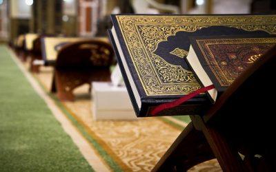 Hukum Membaca Al Qur'an dari Belakang