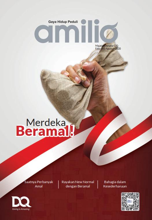 Majalah Amilio Edisi Bulan Agustus