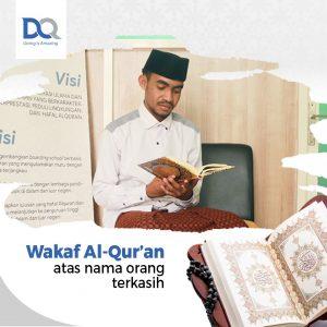 Wakaf Alquran