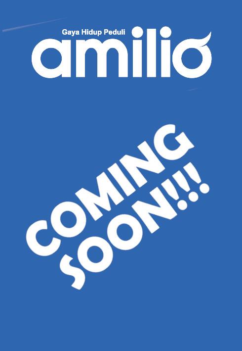 COVER MAJALAH AMILIO COMING SOON