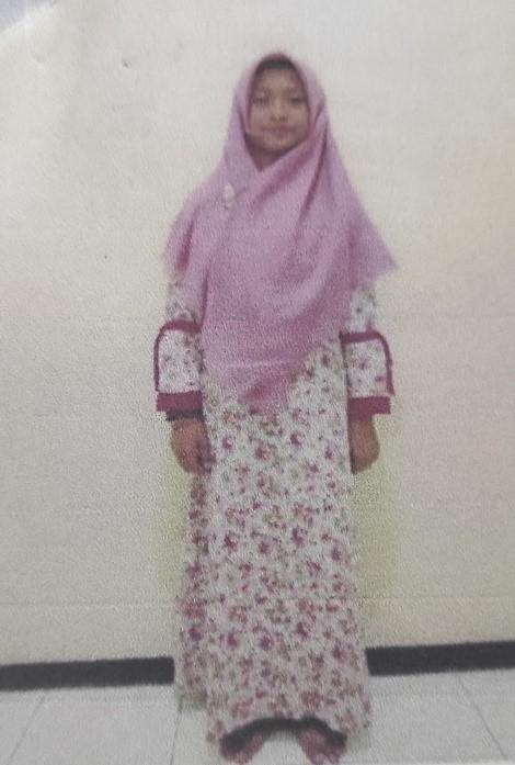 profil yatim binaan DQ An.Zalfa Nailal Kusuma