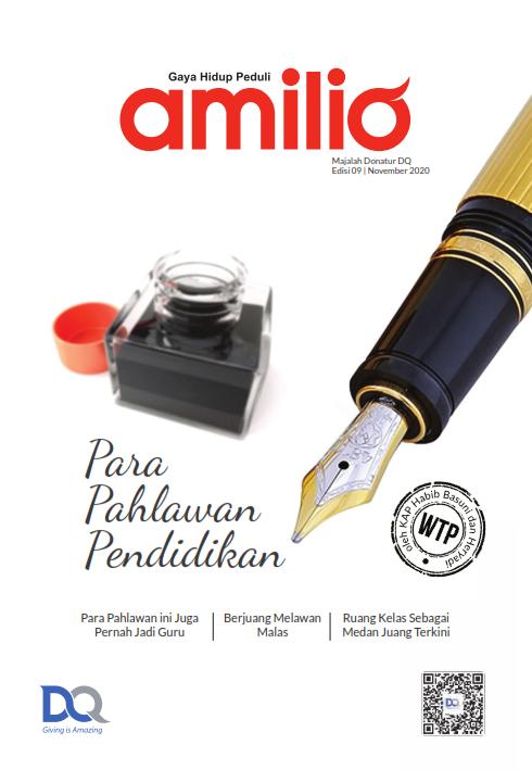 Cover Amilio November 2020