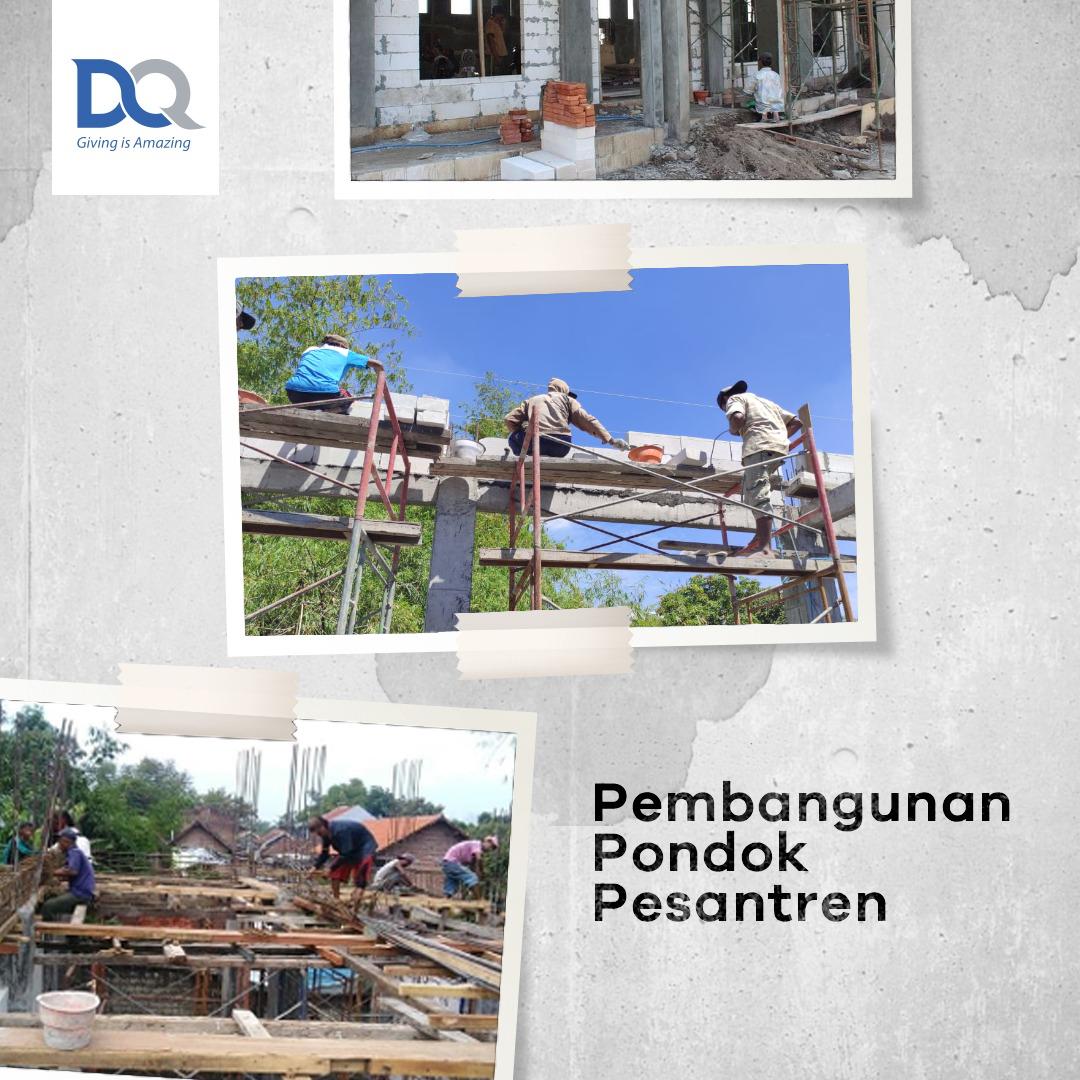 Bantu Pembangunan Pesantren Yatim Dhuafa Penghafal Alquran