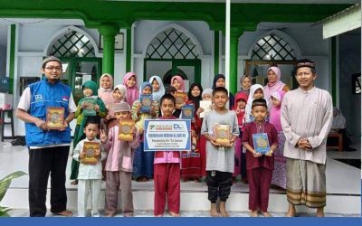 Penyaluran Mushaf Al-Quran ke Musholla At-Ta'awun Ling Babadan Wlingi – Blitar