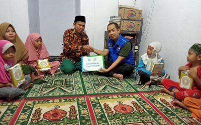DQ Probolinggo Salurkan Wakaf Al-Qur'an ke Pondok Pesantren dan Musholla